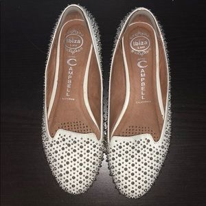 Jeffrey Campbell Spiked Loafers. LIKE NEW!!